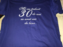 Tricouri personalizate 20 buc