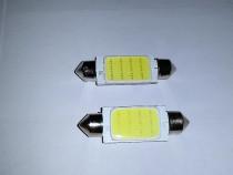 Bec LED Auto Sofit C5W, Pozitie T10, inmatriculare, plafonie
