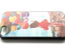 Husa protectie iPhone 5 5s, carcasa silicon spate telefon