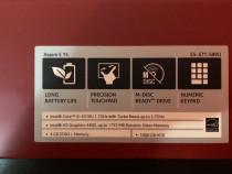 Carcasa Acer Aspire E15