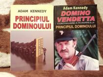 Principiul dominoului/Domino vendetta-Adam Kennedy (2 vol)