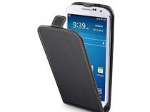 Husa Flip Case Samsung Galaxy S4 mini BlackPRODUS NOU