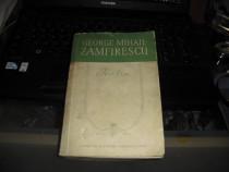 George Mihail Zamfirescu TEATRU ESPLA 1957