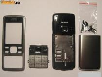 Carcasa telefon nokia 6300,6300i,6301 Noua Sigilata L205