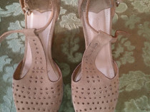 Sandale platforma Stradivarius