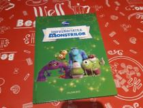 Carte Universitatea Monstrilor Monsters Inc.