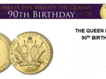 3 Monede Anglia/Marea Britanie 5 pounds 2015