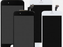 Display iphone 7 alb negru 7+ plus - nou - montaj gratuit !!