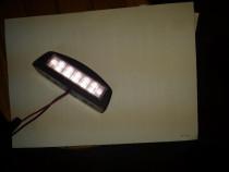 Lampa de numar cu LED la 12V