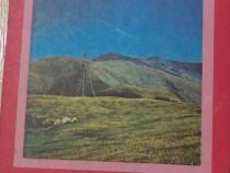 Muntele Mic - Tarcu de Gh. Niculescu + harta. Muntii Nostri
