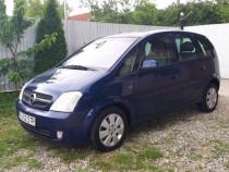 Opel meriva 16i climatronic 2004