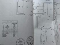 Etaj 1; apartament 3 camere bilateral semidec Cal. Bucuresti