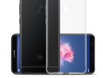 Husa Silicon Huawei P Smart Clear Ultra Thin PRODUS NOU