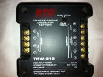 Filtru audio stereoRTO Ratho Hamburg- 2 căi Trw312 (Germania