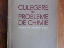 Culegere de probleme de chimie - D. Tanase / R5P4S