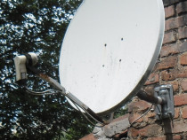 Antenă satelit + decodor Telekom (Dolce)