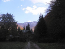 Cabană la munte Boga,din Zona Munților Apuseni centru