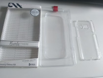 Husa Samsung Galaxy S8, originala Samsung,Transparenta,