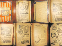 Almanah Hachette 1937-Mica enciclopedie populara a vietii.