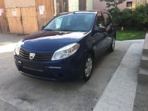Dacia Sandero cu AC 2009 Benzina 1.4 75