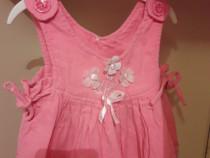 Rochiță roz bebe !