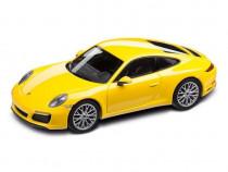 Macheta Porsche 911 Carrera 4S Galben Oe Porsche WAP0201110G