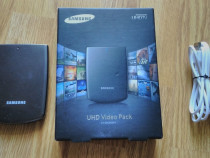 Samsung UHD Video Pack - 500Gb, HDD extern, USB 3.0