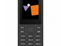 Telefon clasic orange hapi 2 black 2g decodat dual-sim nou