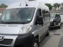 Transport persoane cu microbuz 8+1