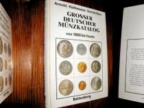 Marele Catalog al Monedelor Germane 1800-1990 Battemberg.