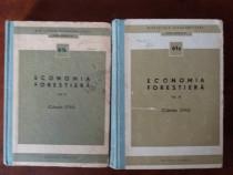 Economia forestiera Vol. II si III / C18P