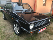 VW Golf 1 Cabrio ,mk1 karmann