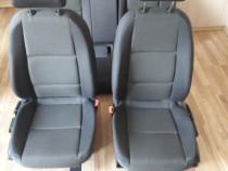 Interior textil scaune fata cu incalzire bancheta Audi A6 4f
