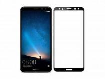 Folie Sticla Tempered Glass Huawei Mate 10 Lite Black 5D Ful