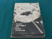 Plantele medicinale din flora spontană / constantinescu corn
