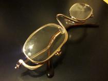Ochelari vedere cu lentile rabatabile unghi 30 grade