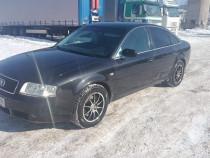 Audi A6 diesel 2,5 automat înmatriculat ro