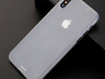 Husa Ultra Slim 0.3mm Plastic Mat - Iphone 7 8 X XS 10