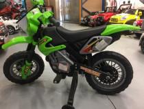 Motocicleta electrica pentru copii Enduro 30W | 6V