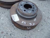 Discuri frana BMW X5 E70 disc frana aproape NOU Original BMW