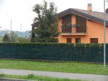 Plasa verde pt gard 1.5m latime x 25/50m lungime