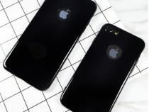 Iphone X XS 10 7 7+ 8 8+ Husa Ultra Slim Din Silion Neagra L