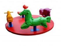 Carusel rotativ pentru copii
