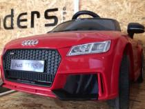 Mașinuta electrica Audi TTS 2x 30W 12V,  transport