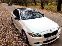 BMW F10 520D M-paket Alb Perlat
