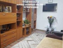 Apartament 3 camere Titan, mobilat si utilat, 7 min metrou
