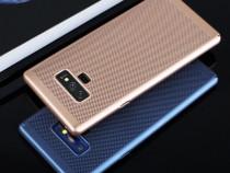Samsung Note 8 Note 9 - Husa Ultra Slim Din Plastic Perforat