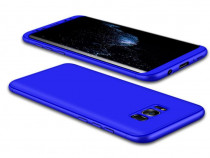 Husa Telefon Plastic Samsung Galaxy S8 g950 360 Full Cover B
