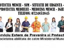 Servicii ssm / psi / igiena
