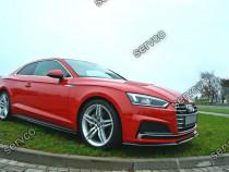 Prelungire tuning bara fata Audi A5 Coupe F5 S-line 16-19 v2